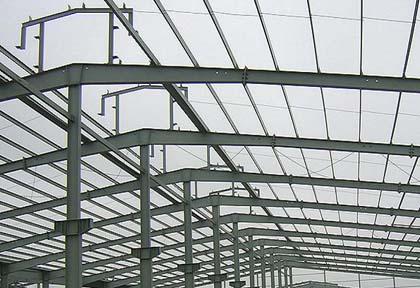 Nhà thép tiền chế / Kết cấu thép